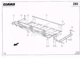 Claas Aratógép-alkatrészek Ersatzteile für Lexion 580