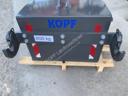 Repuestos Repuestos tractor 800 kg Frontgewicht für Front und Heckhydraulik