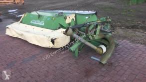 Krone Harvester AM 243 CV - Heck