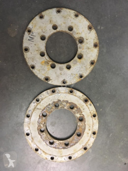 Repuestos 161/205/8 Neumáticos usado