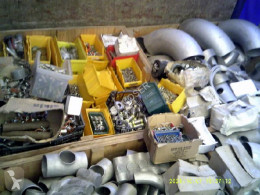 4 PALETTES spare parts used