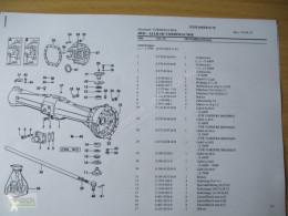 Bilder ansehen Same Vorderachsgehäuse für Same Explorer 70 Ersatzteile