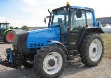 Tractor agrícola Valtra 6250 HITECH usado
