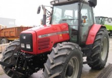 Tracteur agricole Massey Ferguson 6290 occasion