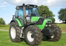 Deutz-Fahr Agrotron M 410 TTV farm tractor used