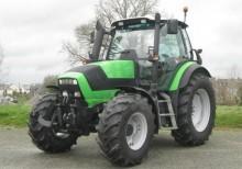 Tracteur agricole Deutz-Fahr Agrotron 130 occasion