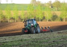 Tracteur agricole Deutz-Fahr Agrotron TTV 420 Vario occasion