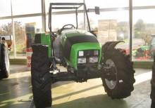 Tracteur agricole Deutz-Fahr Agrofarm 410 T Arceau occasion