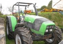 Deutz-Fahr Agrofarm 410 T Arceau farm tractor used