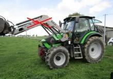 Tractor agrícola Deutz-Fahr Agrotron TTV 420 usado