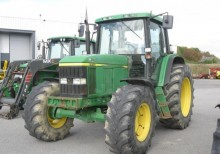 Tractor agricol John Deere 6510 second-hand