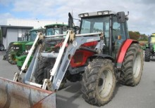 Tractor agricol Massey Ferguson 6245 second-hand