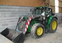 Tracteur agricole John Deere 6420 Premium TLS occasion