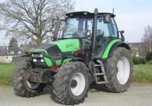 Tractor agricol Deutz-Fahr Agrotron 120 New second-hand