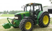 tracteur agricole John Deere 6430 Premium