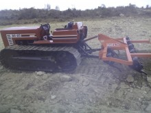 tractor agrícola Fiat 80 65