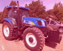 Tracteur agricole New Holland T6030 occasion