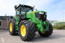 John Deere 6210R farm tractor used