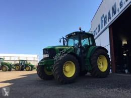 Tracteur agricole occasion John Deere 6830