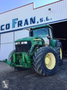 Tractor agrícola John Deere 7920 AutoPower tractor agrícola usado
