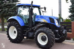 Tractor agrícola New Holland - T6070 RANGE COMMAND usado