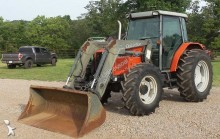 Tracteur agricole Massey Ferguson MF 4355 occasion