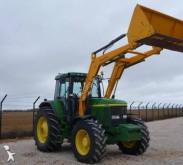 Tractor agrícola John Deere 7610 usado