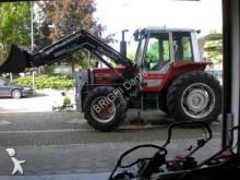 Zemědělský traktor Massey Ferguson Massey Ferguson 690 Turbo originale inglese použitý