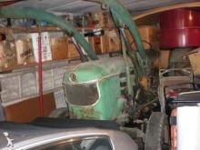 селскостопански трактор Deutz-Fahr D55 con pala