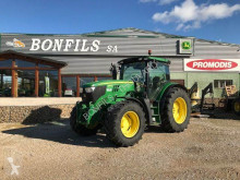 Tractor agrícola John Deere 6130 R usado