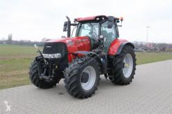 Case IH PUMA 220 SCR TMR farm tractor used