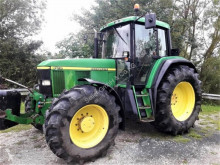 John Deere 6910 farm tractor used