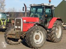 tractor agrícola Massey Ferguson 6190 Dynashift