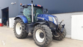 New Holland T7.210 Auto Command CVT tracteur agricole occasion