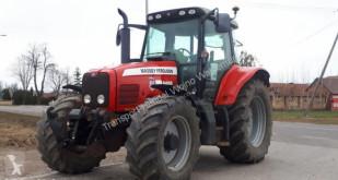 landbrugstraktor Massey Ferguson 6465 MF 2005 rok tuz Dyna 6 Bardzo dobry stan 6tys mth Tuz amortyzowana kabina