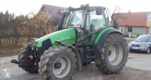 tracteur agricole Deutz-Fahr Agrotron 6.45s tuz wom pneumatyka ładne opony w ciągłej eksploatacji 145 120