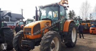 tracteur agricole Renault Ares 566 RZ 2003 rok mocowania Mailleux rewers elektroniczny