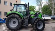 tracteur agricole Deutz-Fahr 6165.4 AGROTRON TTV