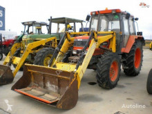 Tracteur agricole Kubota M1-100 occasion