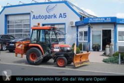 جرار زراعي Kubota ST A-35 Kleiner Traktor Winterdienst مستعمل