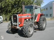tractor agrícola tractora antigua Massey Ferguson
