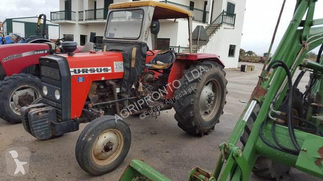 Преглед на снимките Селскостопански трактор Ursus 3512