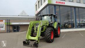 ciągnik rolniczy Claas Arion 640 cmatic