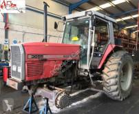Massey Ferguson 3655 farm tractor used