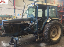 Ford 6640 farm tractor used