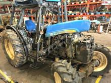 New Holland TN95 Frutero farm tractor used