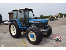 tracteur agricole Ford 7740 4wd