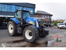 Tracteur agricole New Holland T8020 occasion
