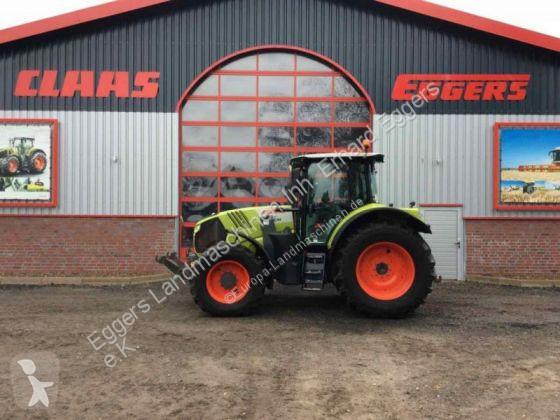 Преглед на снимките Селскостопански трактор Claas ARION 640 Cebis