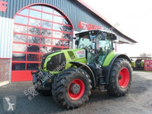 tracteur agricole Claas Axion 830 CMATIC